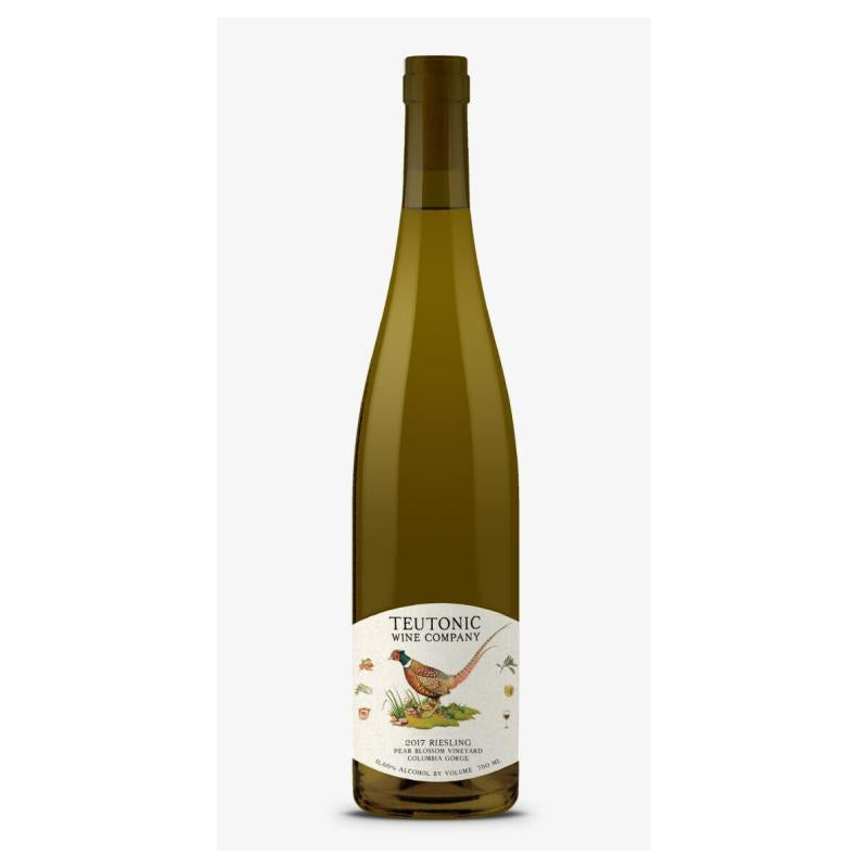 Teutonic Wine Co. Riesling