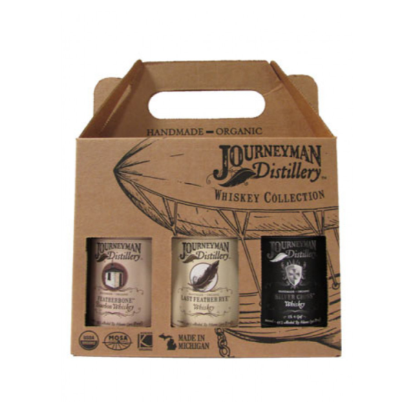 Zoom Journeyman Whiskey Collection Tasting Pack