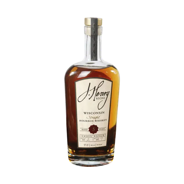 Zoom J Henry Bourbon Virtual Tasting Pack