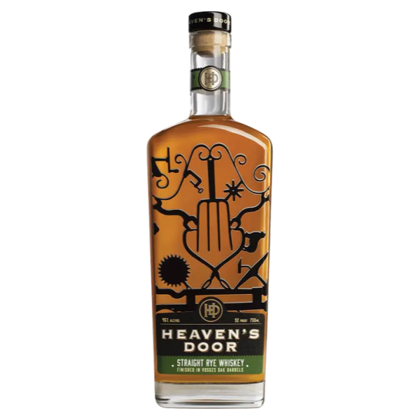 Heavens Door RYE Whiskey