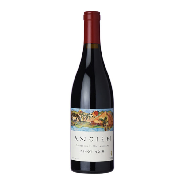 Ancien Mink Vineyard Pinot Noir