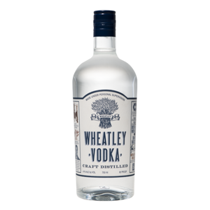 "Buffalo Trace ""Wheatley"" Vodka"