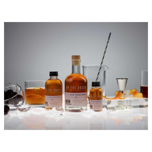 On the Rocks Old Fashioned - 375ml