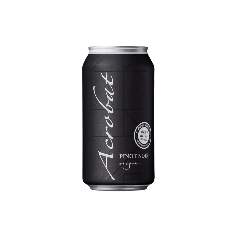 Acrobat Pinot Noir 375ml Can