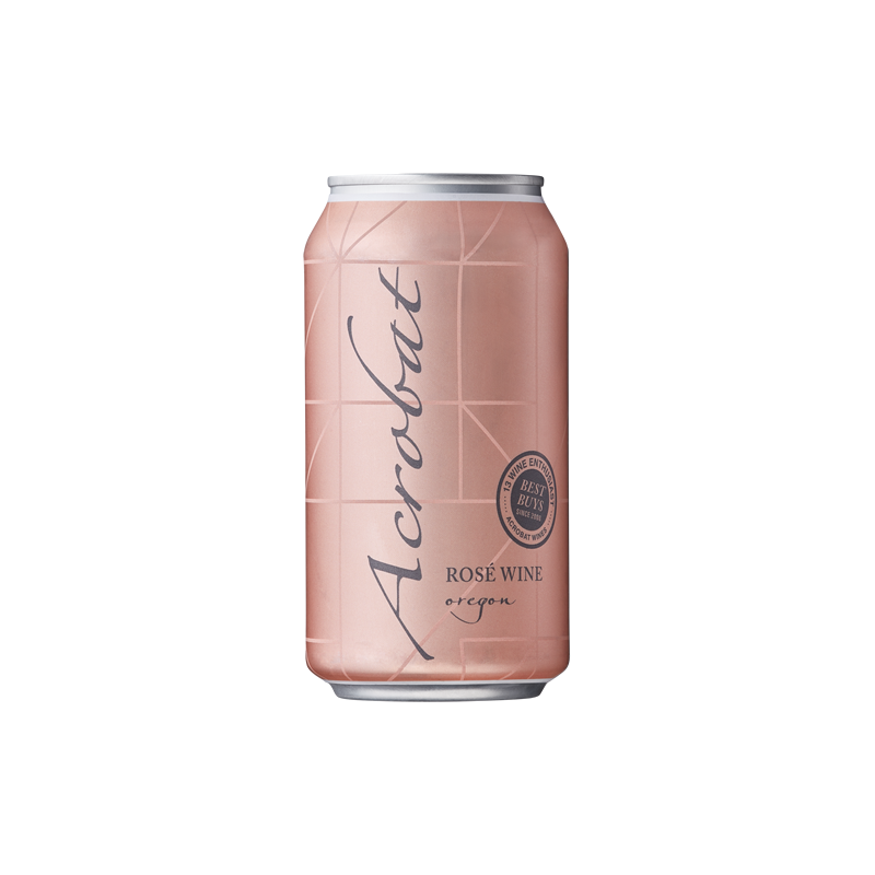 Acrobat Rosé 375ml Can