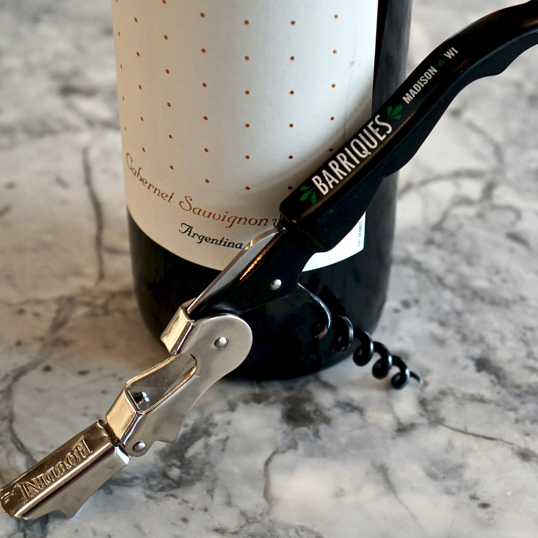 Barriques Waiters Corkscrew