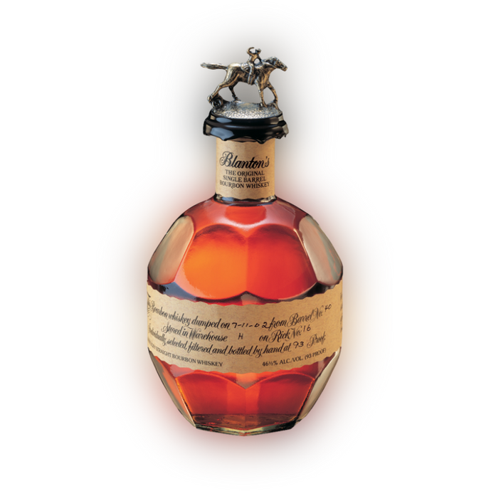 Eight Bottle Blanton's Bourbon Collection
