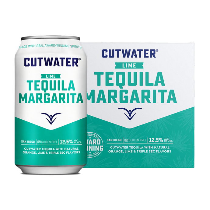 Cutwater Cocktails Lime Margarita