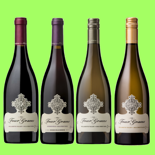 Exclusive Virtual Tasting Experience w/ The Four Graces