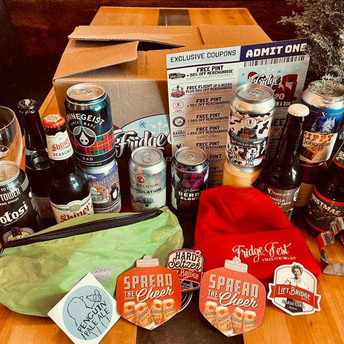 Fridge Fest Beer Pack