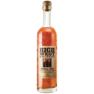 Exclusive Virtual Tasting Experience w/ High West Distillery