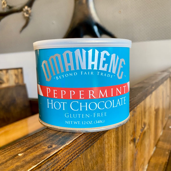 Omanhene Mint Hot Cocoa Mix