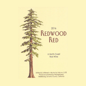 Woodenhead Redwood Red