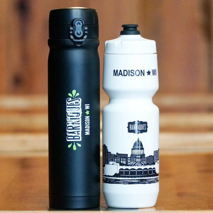 Barriques Thermal / Water Bottle Combo