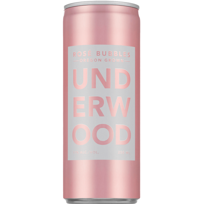 Underwood Rosé Bubbles Can