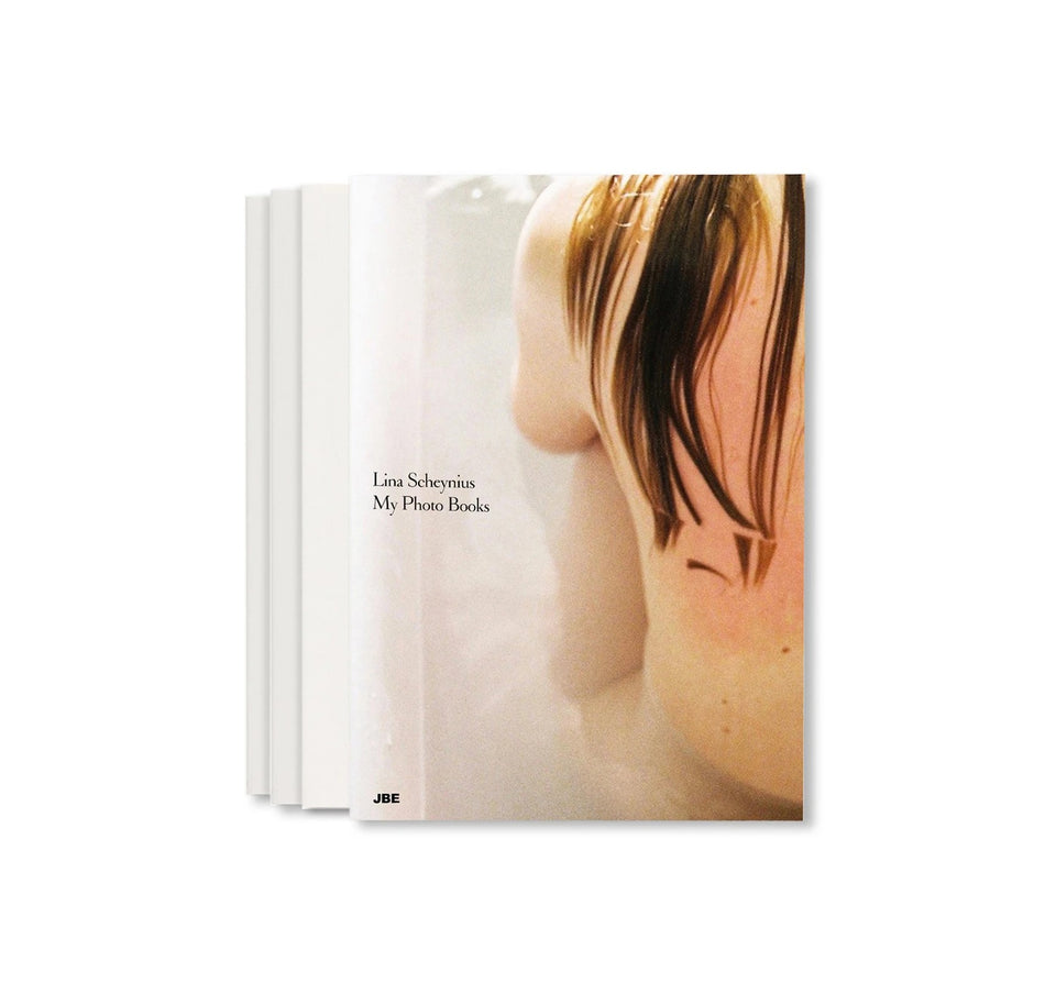 Lina Scheynius: MY PHOTO BOOKS