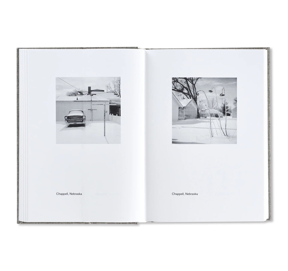 Gerry Johansson: AMERICAN WINTER [SIGNED]