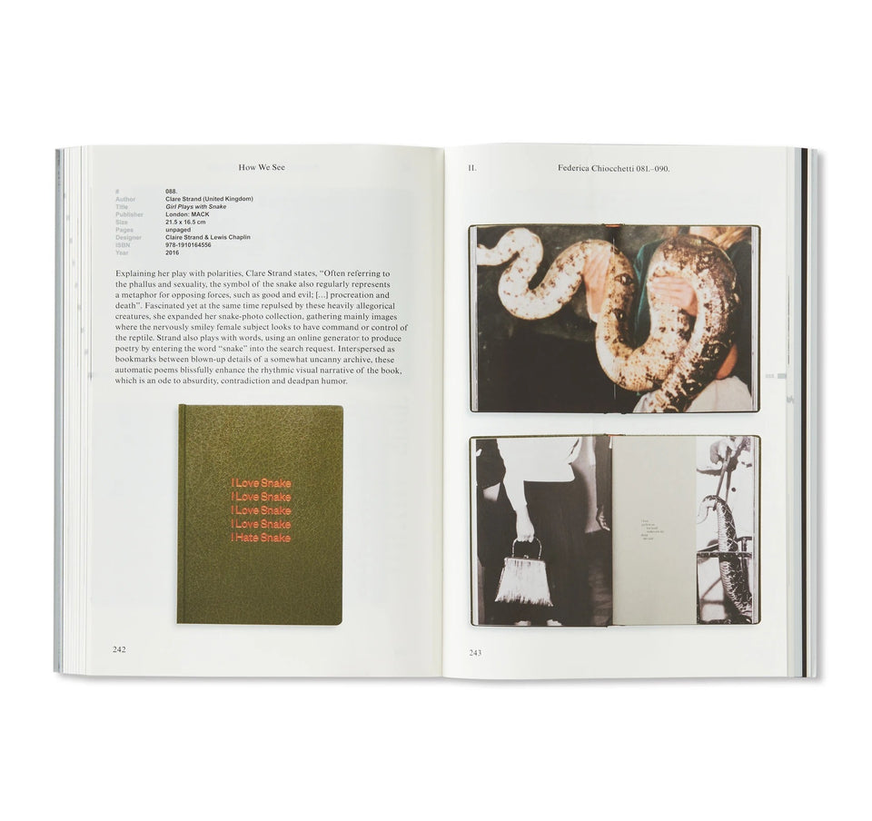 HOW WE SEE PHOTOBOOKS BY WOMEN