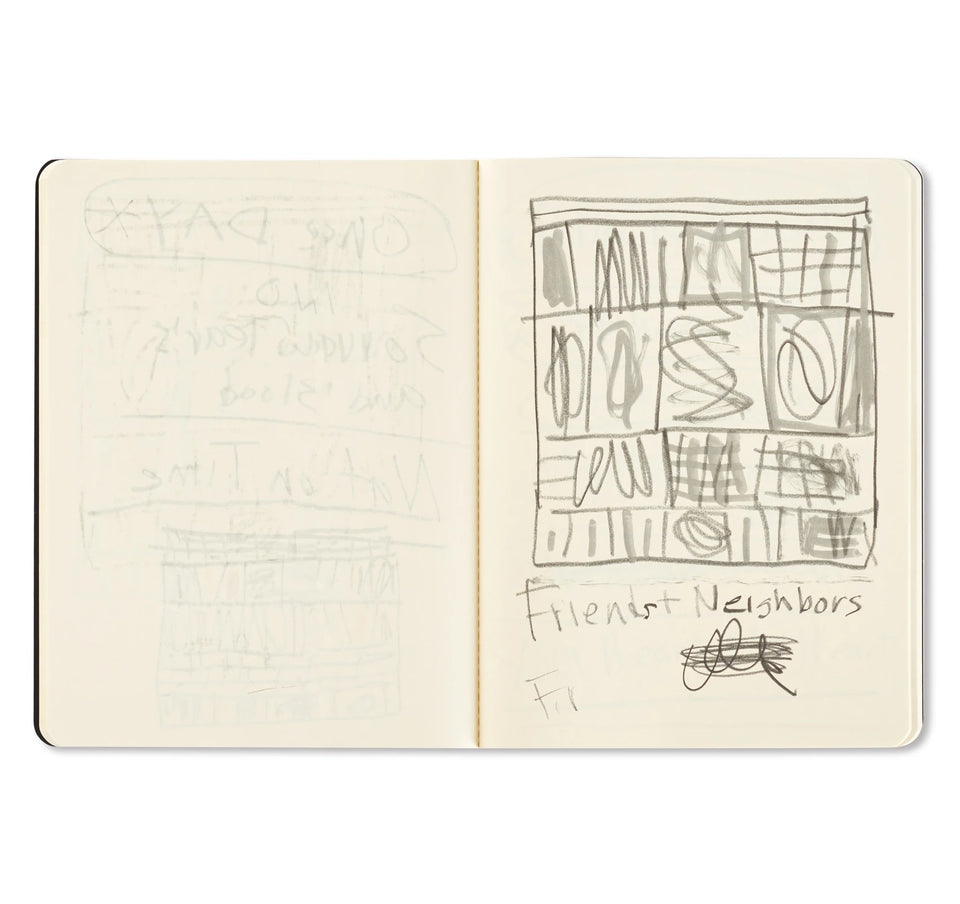 Stanley Whitney: SKETCHBOOK