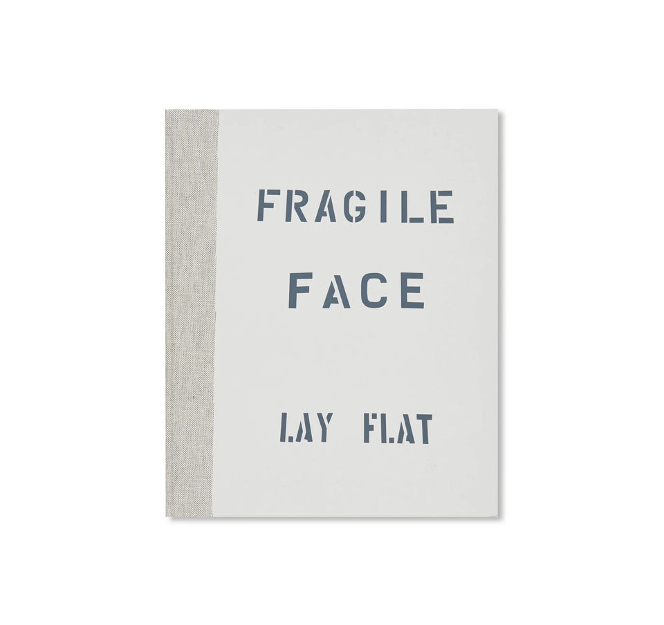 Venetia Scott :FRAGILE FACE LAY FLAT [SIGNED]