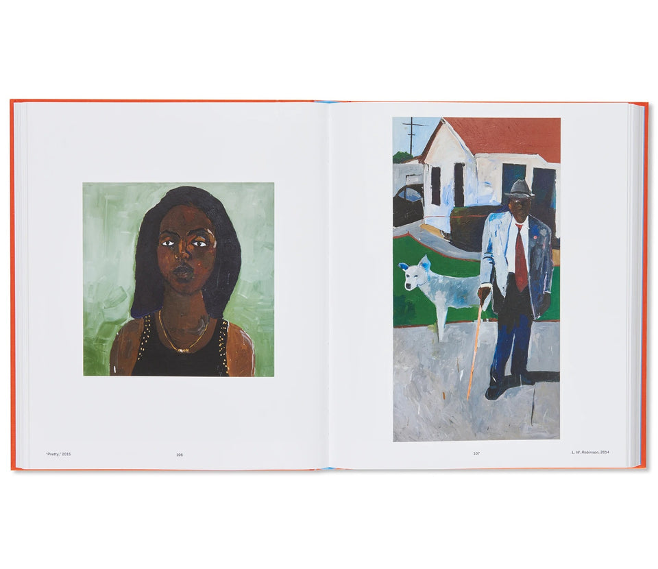 Henry Taylor: THE ONLY PORTRAIT I EVER PAINTED OF MY MOMMA WAS STOLEN