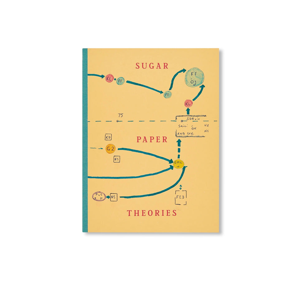 Jack Latham: SUGAR PAPER THEORIES [SECOND EDITION]