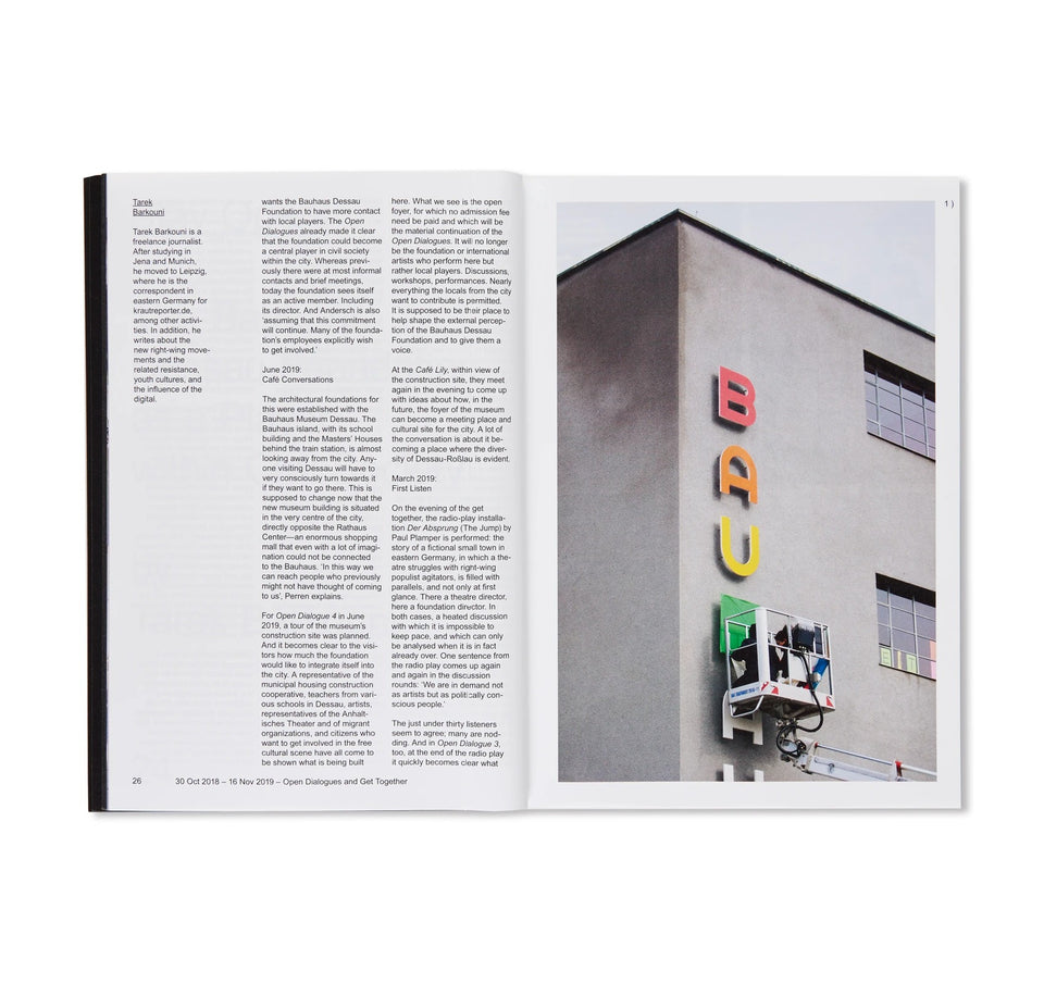 CENTENARY - BAUHAUS 11. The Bauhaus Dessau Foundation's Magazine