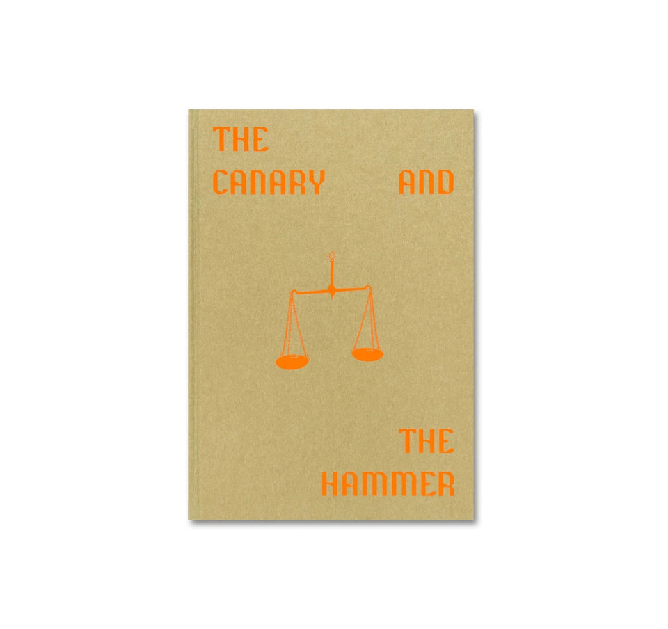Lisa Barnard: THE CANARY AND THE HAMMER