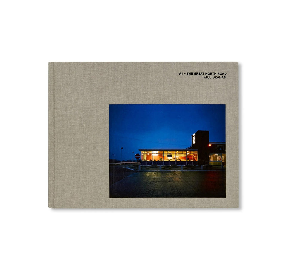 Paul Graham: A1 - THE GREAT NORTH ROAD [SIGNED]