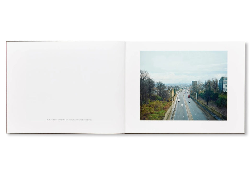 Paul Graham: A1 - THE GREAT NORTH ROAD
