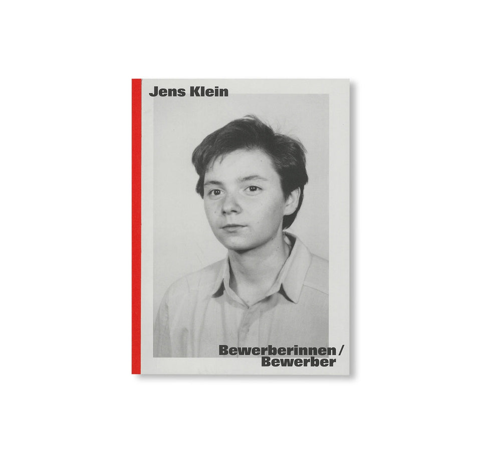 Jens Klein: BEWERBER - THE APPLICANTS