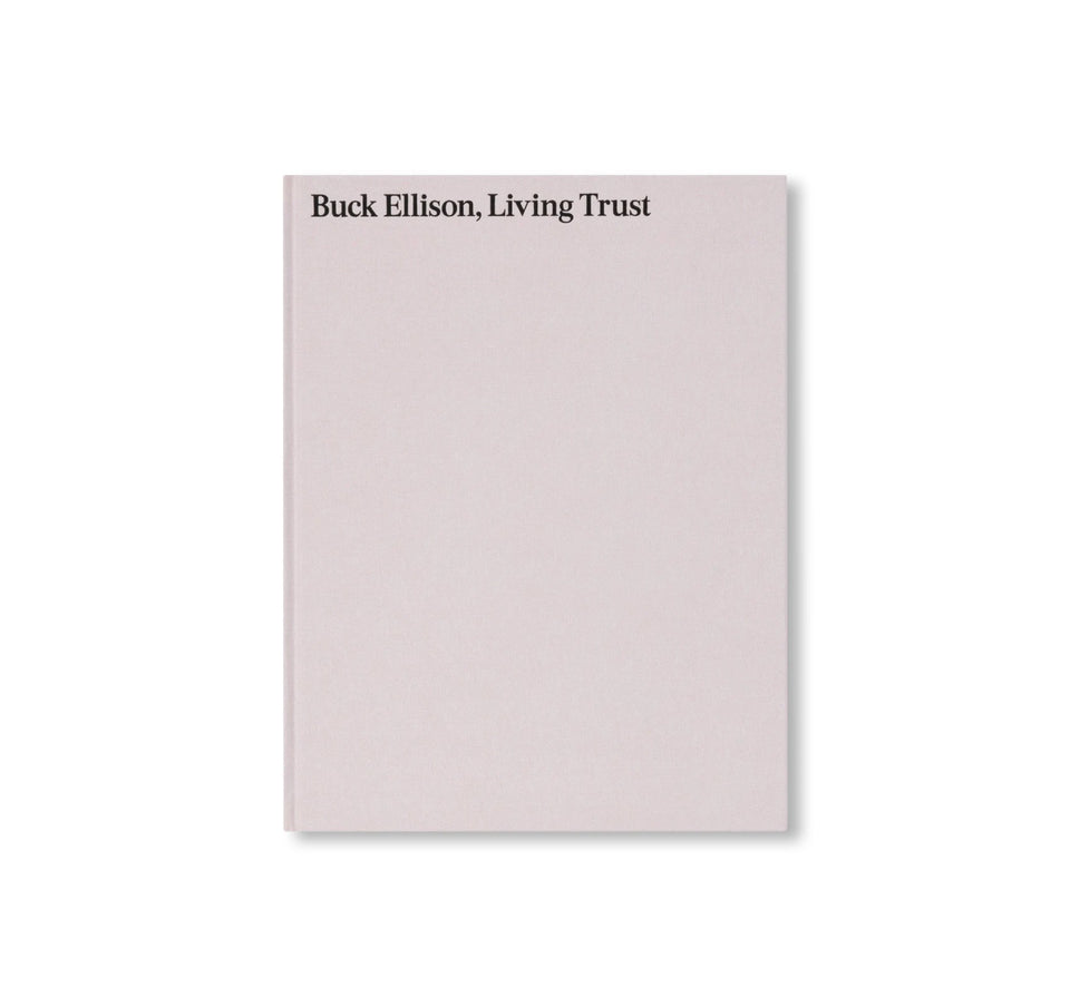 Buck Ellison: LIVING TRUST
