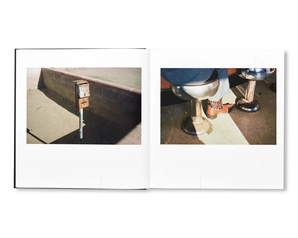 Stephen Shore: TRANSPARENCIES SMALL CAMERA WORKS 1971-1979 [SIGNED]
