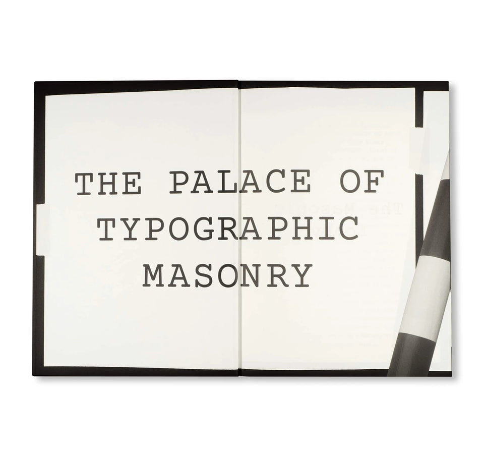 Richard Niessen: THE PALACE OF TYPOGRAPHIC MASONRY