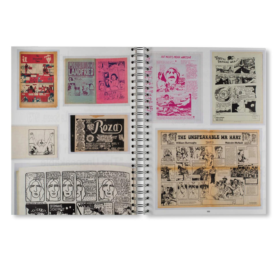 UNDER THE RADAR - UNDERGROUND ZINES AND SELF-PUBLICATIONS 1965–1975