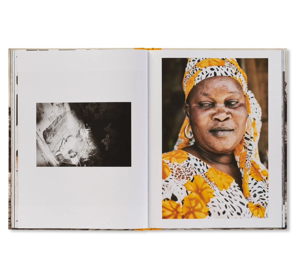 Emmanuelle Andrianjafy: NOTHING'S IN VAIN