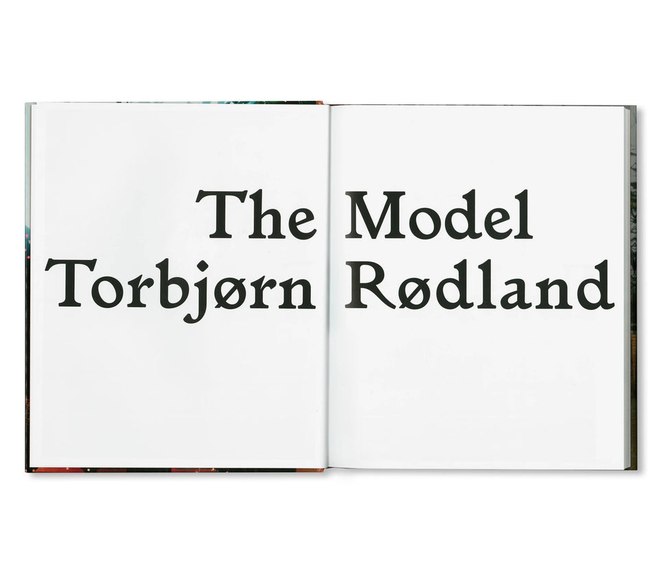 Torbjørn Rødland: THE MODEL