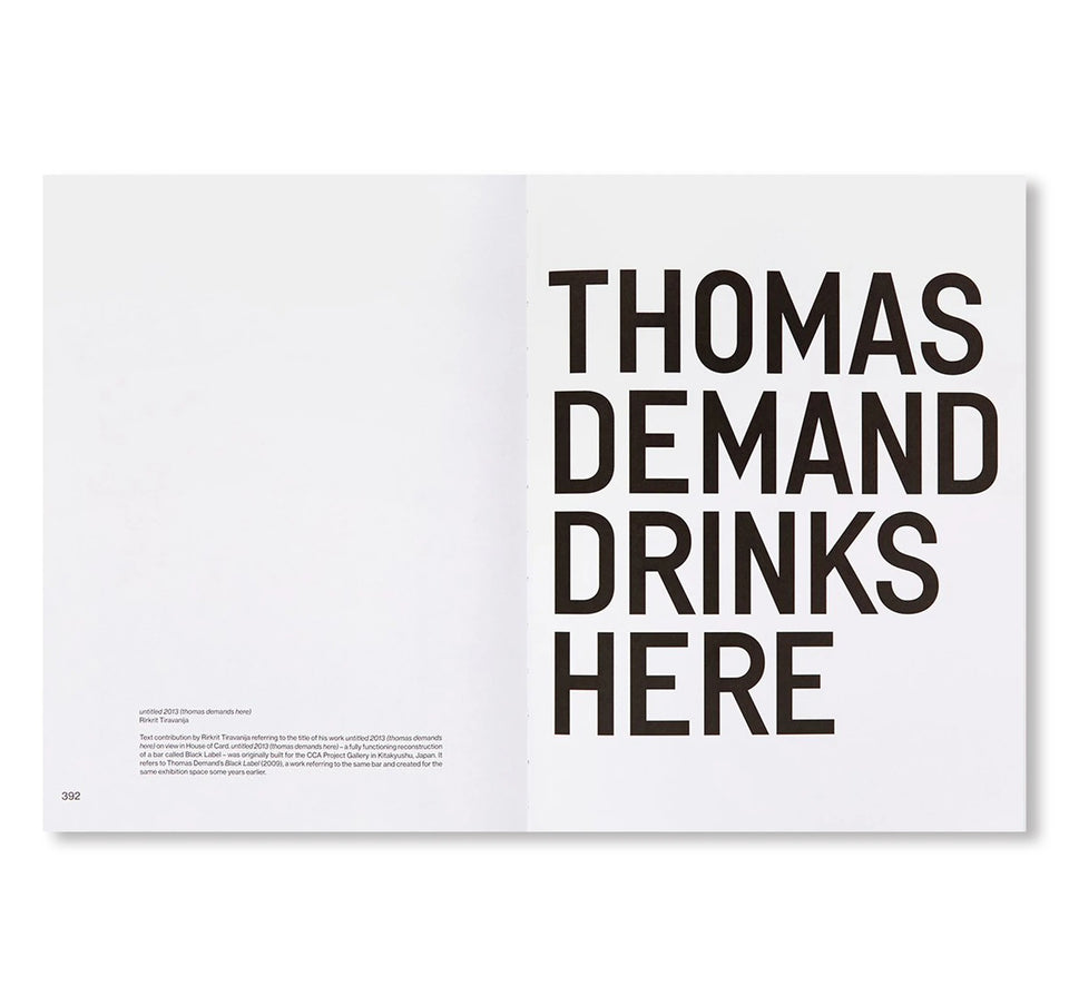 Thomas Demand: HOUSE OF CARD