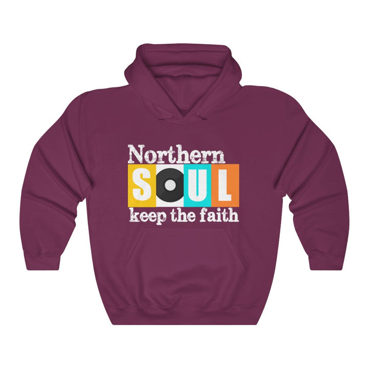 Northern Soul Keep The Faith Unisex Hoodie