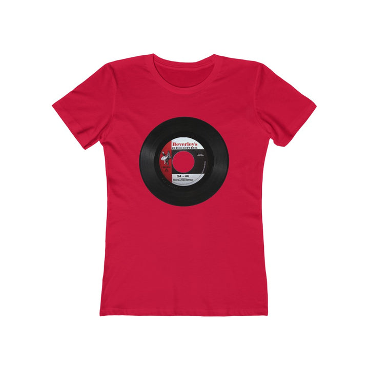 Toots & The Maytalls 45 RPM Record Label Women's T Shirt Tee Reggae