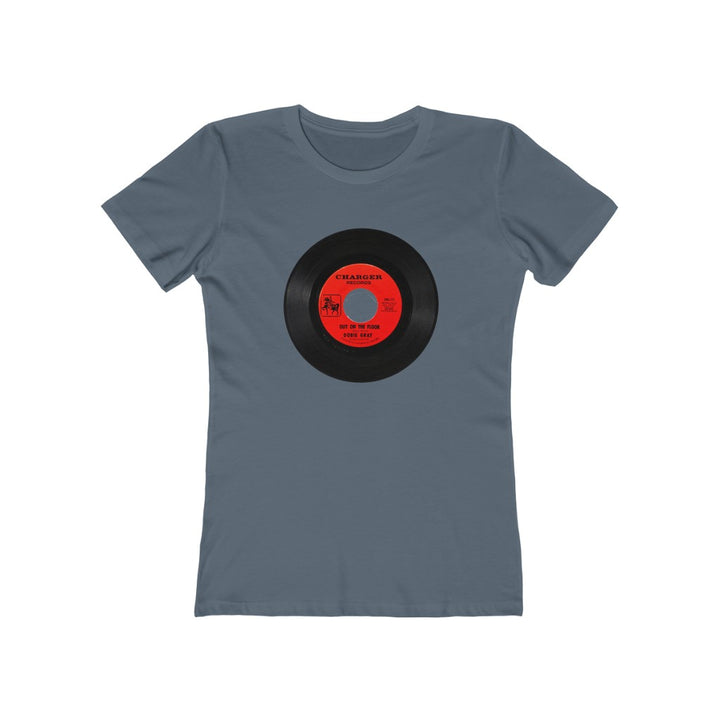 Dobie Gray 45 RPM Northern Soul Record Label Women's T Shirt Tee