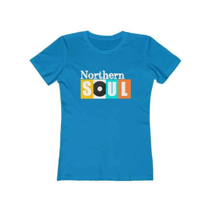 Northern Soul Retro Vintage Design Women's T Shirt Tee