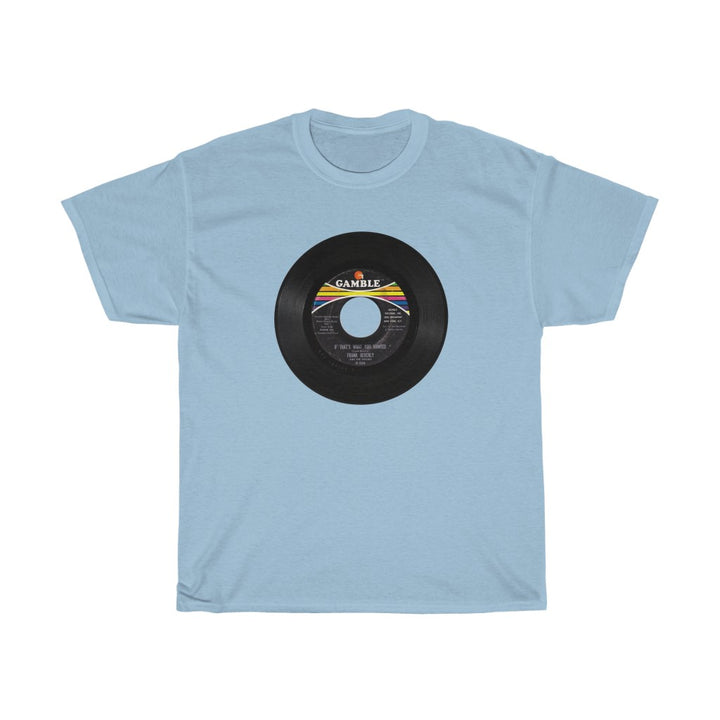 Frank Beverly Northern Soul 45 RPM Men's Unisex T Shirt Tee