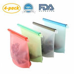 Reusable Silicone Food Preservation Bag
