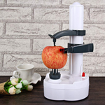 Automatic Rotating Fruits & Vegetables Cutter Paring Machine