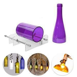 Professional glass bottle cutter tool for DIY
