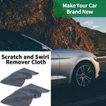 Car Swirl Cleansing Cloth / Car Paint Scratch Repair Cloth