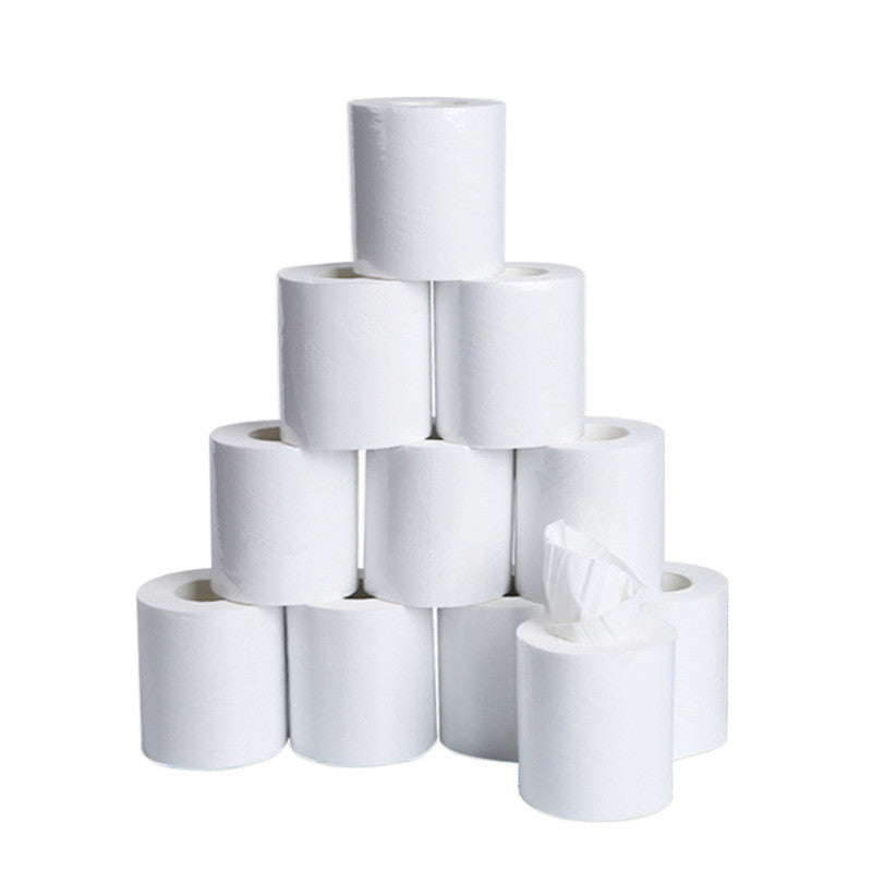 Fast Delivery 4 Layers of Toilet Paper Kitchen Paper Toilet Paper Soft Toilet Paper Skin-friendly Tissue
