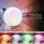 Dimmable LED Under Cabinet Lighting Wireless Remote Closet Puck Lights