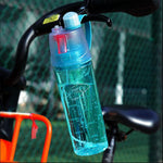 Sports spray cup